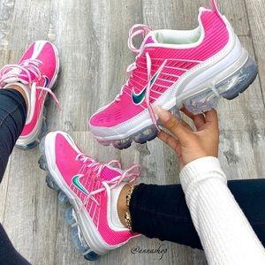 New Nike Air Vapormax 360 pink shoes